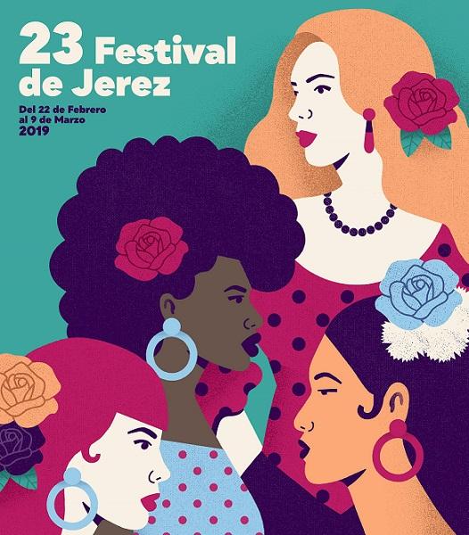 La 23ª edición del Festival de Jerez  muy cerca para su salida aescena