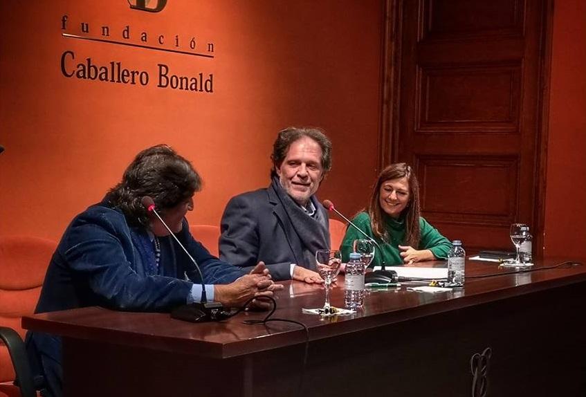 "Programa.- Entrevista con Joaquín López Bustamante del programa ""Gitanos"" (RNE)"