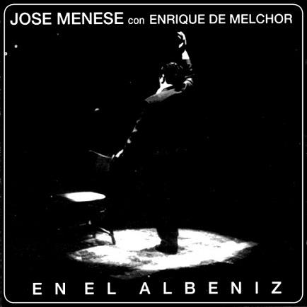"""Programa.- """"De aquel recital de José Menese en el Teatro Albéniz de Madrid""""(1995)"""