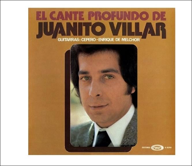 """Programa.- Del archivo sonoro """"El cante profundo de Juan Villar""""(1975)"""