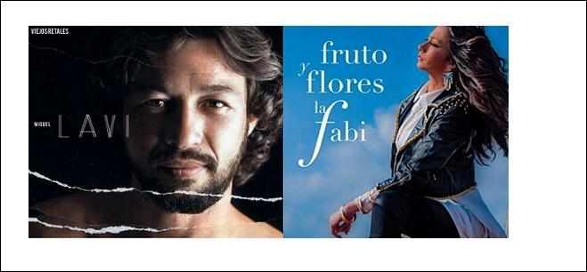 """Programa.- Novedades La Fabi """"Fruto y flores"""" & Miguel Lavi """"Viejosretales"""""""