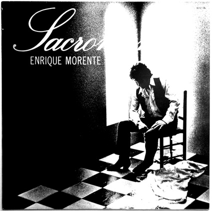 Programa.- Recorremos las distintas etapas discográficas de Enrique Morente(2)