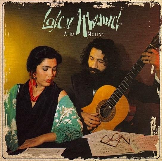 """Programa.- """"Alba Molina"""" de Lole y Manuel, un disco y unpoema…"""