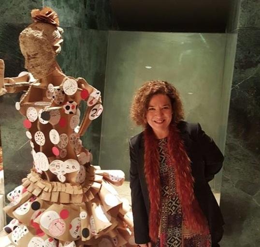 Entrevista.- La directora de Villamarta, Isamay Benavente, nos habla del Festival deJerez