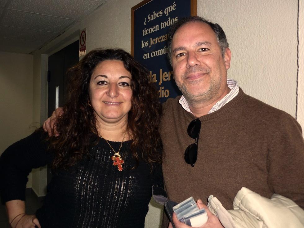 Entrevista.- De visita, Macarena de Jerez nos regaló un gran recital endirecto