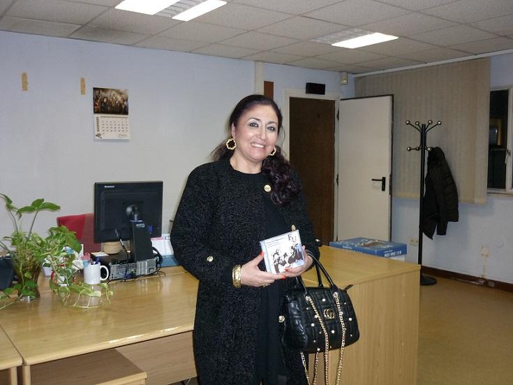 Entrevista.- Manuela Carpio nos cuenta la última hora del Homenaje aJuanillorro