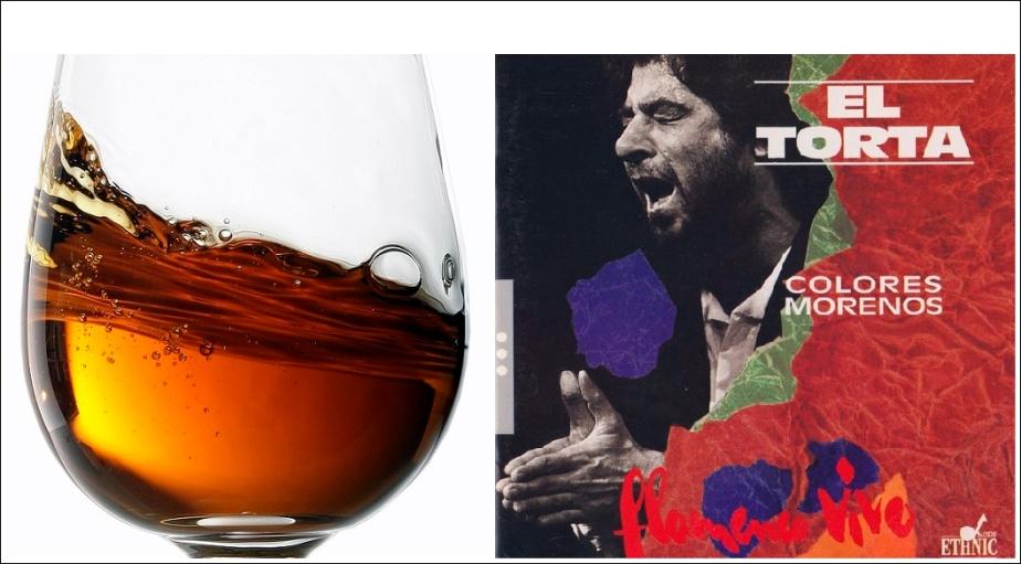 """""""Colores Morenos"""" de El Torta y el palo cortado inauguran """"Cultura Flamenca &Sherry"""""""