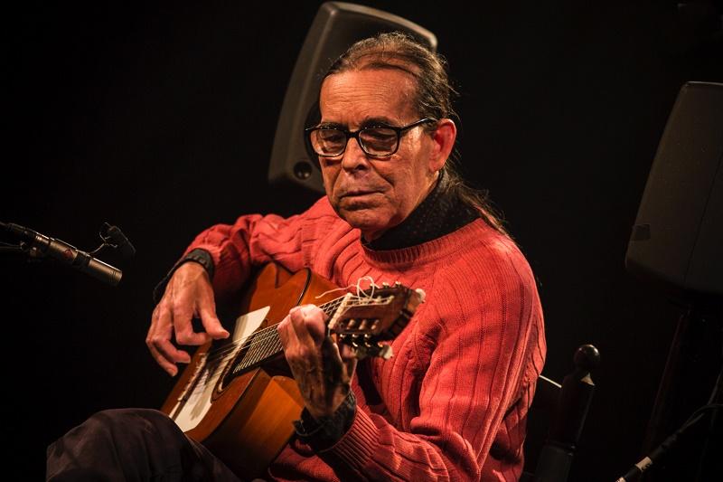 Programa.- Nuestro homenaje radiofónico al guitarrista Diego deMorón