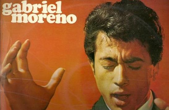 Programa.- Nuestro homenaje al cantaor linarense GabrielMoreno