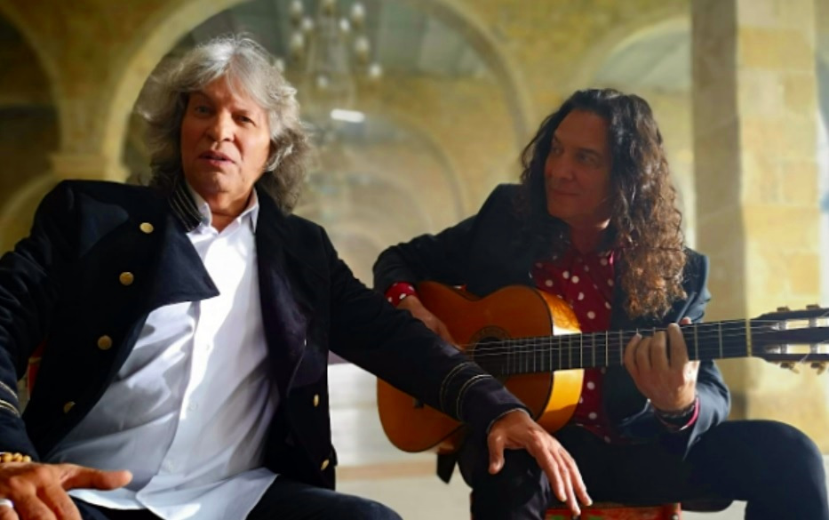 """José Mercé & Tomatito estrenan el videoclip de su single """"Jerez"""""""