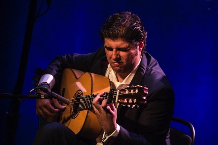 """Manuel Valencia, premio """"Guitarra con Alma"""" del pasado Festival deJerez"""