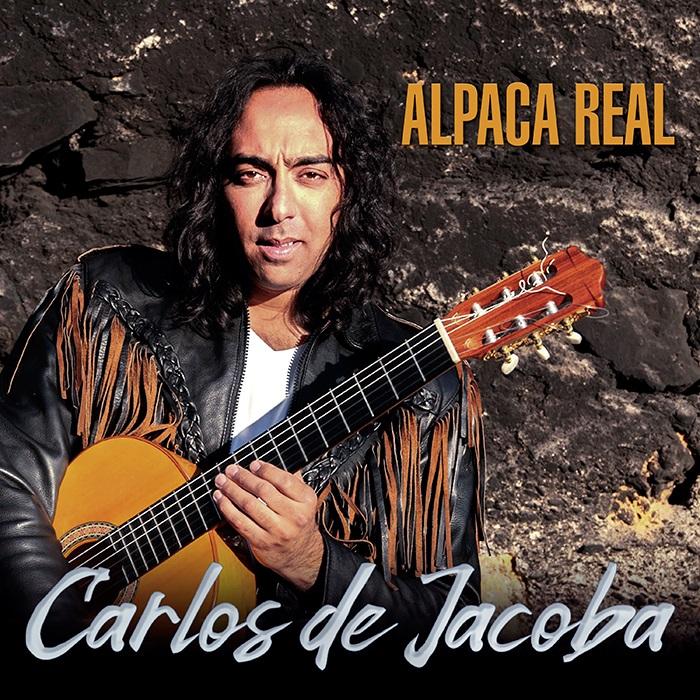 """El guitarrista granadino Carlos de Jacoba presenta  """"Alpaca Real""""(adelanto)"""