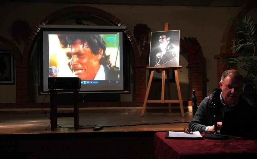 Programa.- Del homenaje a Manuel Agujetas en Los Cernícalos de Jerez(I)