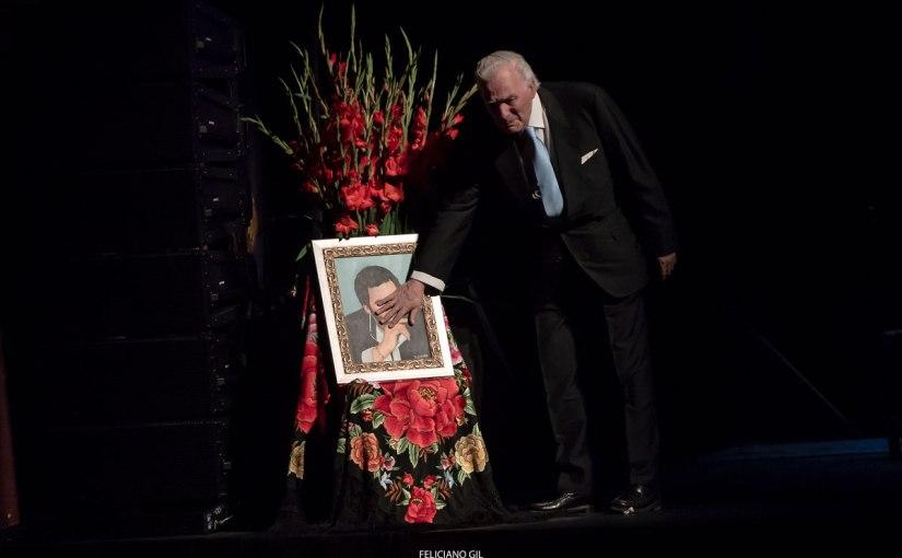 Programa.- La palabra de Juan de Dios Ramírez Heredia en homenaje a  su sobrinoJuanillorro
