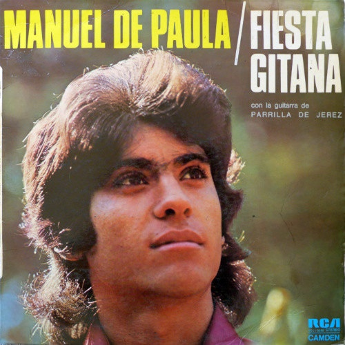 Homenaje.- De aquel disco de Manuel de Paula con Parrilla de Jerez(1974)
