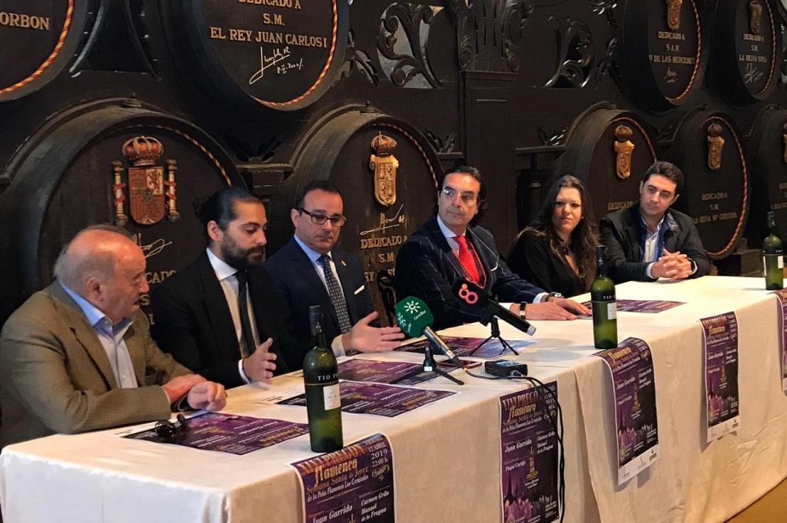 Juan Garrido pronunciará el XLVI Pregón Flamenco de la Semana Santa deJerez