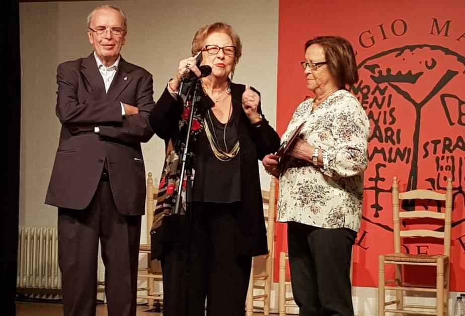 Manuel Ríos Ruiz, premio Tío Luis de la Juliana 2019 a títulopóstumo