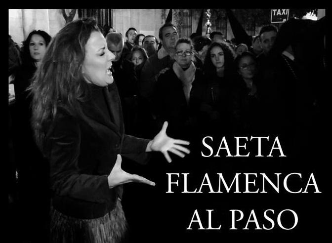 """Programa completo de """"Saeta Flamenca al paso"""" en la Semana Santa de Jerez2019"""