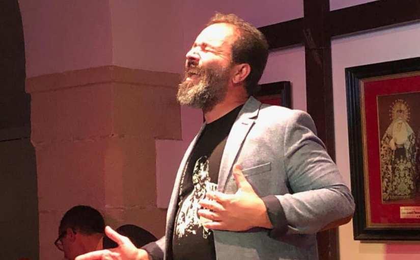 """Tomás """"Rubichi"""", primer premio del Concurso de Saetas de La Buena Gente2019"""