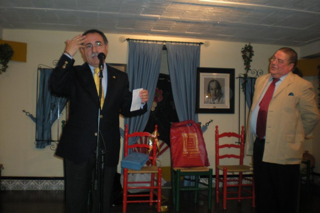 Pesar por el adiós de Antonio Benítez, baluarte de la cultura flamencagaditana