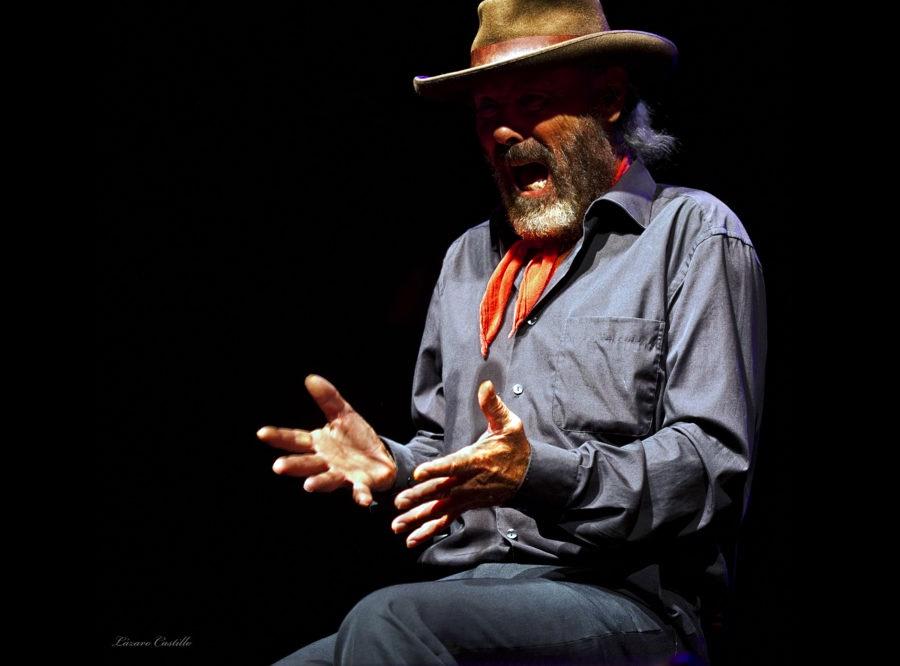 """Programa.- Directo de """"El Cabrero"""" en el Festival de las Minas de la Unión 2007 (yII)"""