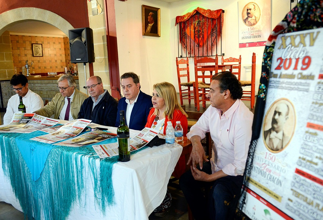 Luis Moneo y Ezequiel Benítez protagonizan el XXXV Ciclo Don AntonioChacón