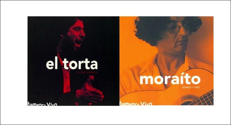 """Para el estudio.- La soleá & bulería al golpe de El Torta con Moraíto en """"ColoresMorenos"""""""