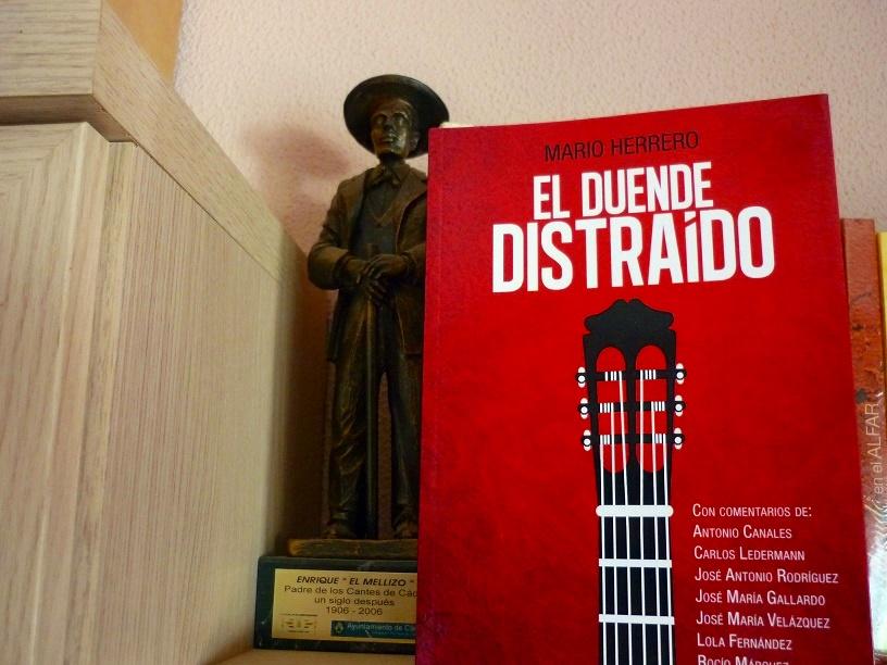 """Publicaciones.- """"El duende distraído"""" de MarioHerrero"""