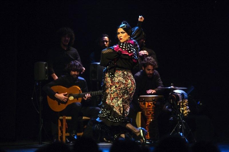 """Felicitamos a la bailaora Gema Moneo, flamante """"Venencia Flamenca"""" de LaMistela"""