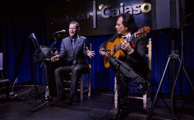 """Entrevista.- Raúl Montesinos nos habla de su recital """"¿Cómo cantaría aquel Silverio?"""""""