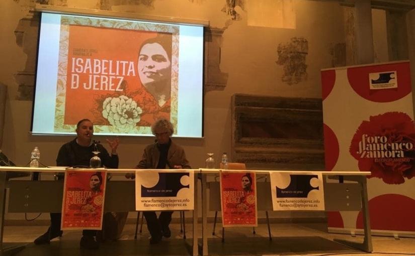 Programa.- De Jerez a Zamora, los caminos de Isabel Ramos Moreno (yII)