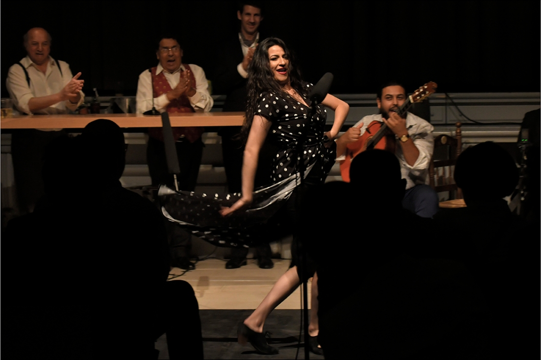 """""""Flamenco de fiesta"""" clausura con originalidad el ciclo BBK Bilbao2019"""