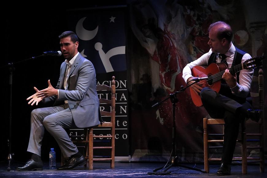 """José Montoya Carpio , premio Talento Flamenco """"Naranjito de Triana""""2019"""