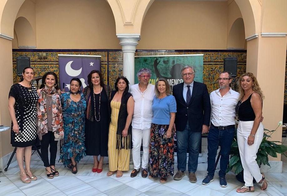 """Presentado en Sevilla el ciclo """"Caló Flamenco"""" a la Fiesta de la Bulería deJerez"""