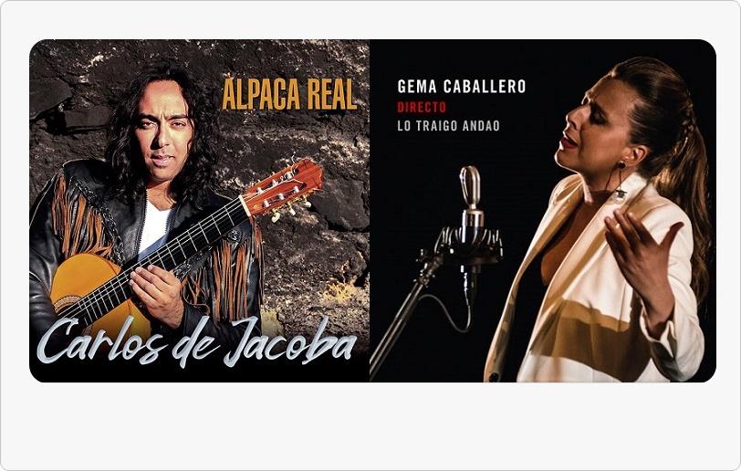 Programa.- Novedades discográficas con Carlos de Jacoba y GemaCaballero