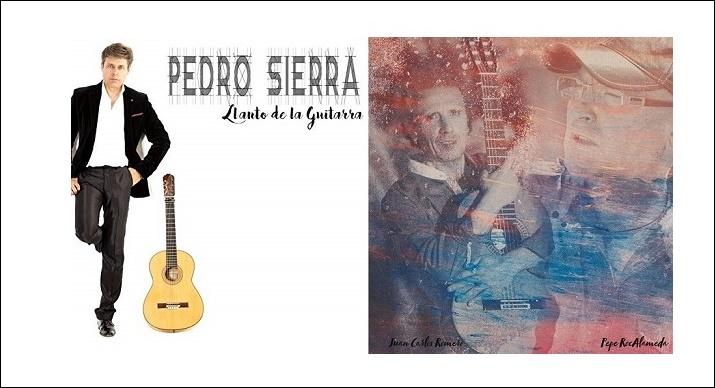Programa.- Novedades discográficas con Pedro Sierra y Juan CarlosRomero