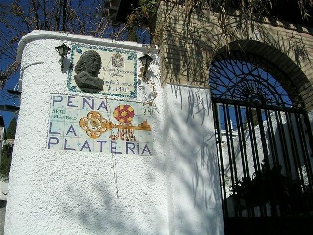 ¡Felicitamos a la peña La Platería de Granada por su 70aniversario!