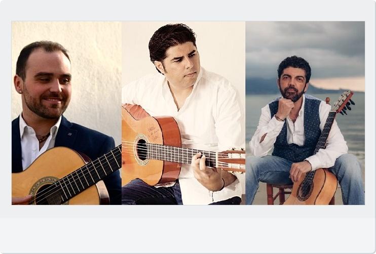Santiago Lara, Manuel Valencia y José Carlos Gómez nos hablan del II Festival de la Guitarra deJerez