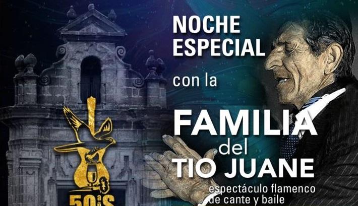 Cambio de fecha para la actuación de la familia de Tío Juane en LosCernícalos