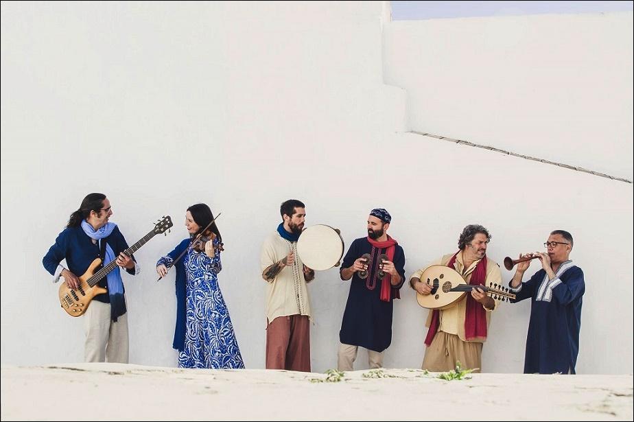 """La Banda Morisca presenta su videoclip """"Gitana Mora"""", adelanto de su próximodisco"""