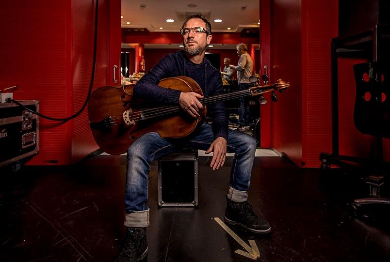 """Entrevista.- José Quevedo """"Bolita"""" y su concierto """"Caótico"""" de este sábado 20 dejulio"""