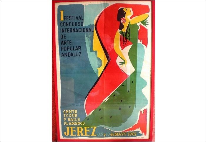 """Opinión.- """"En rama"""", un concurso de cante en Jerez 57 años después(I)"""