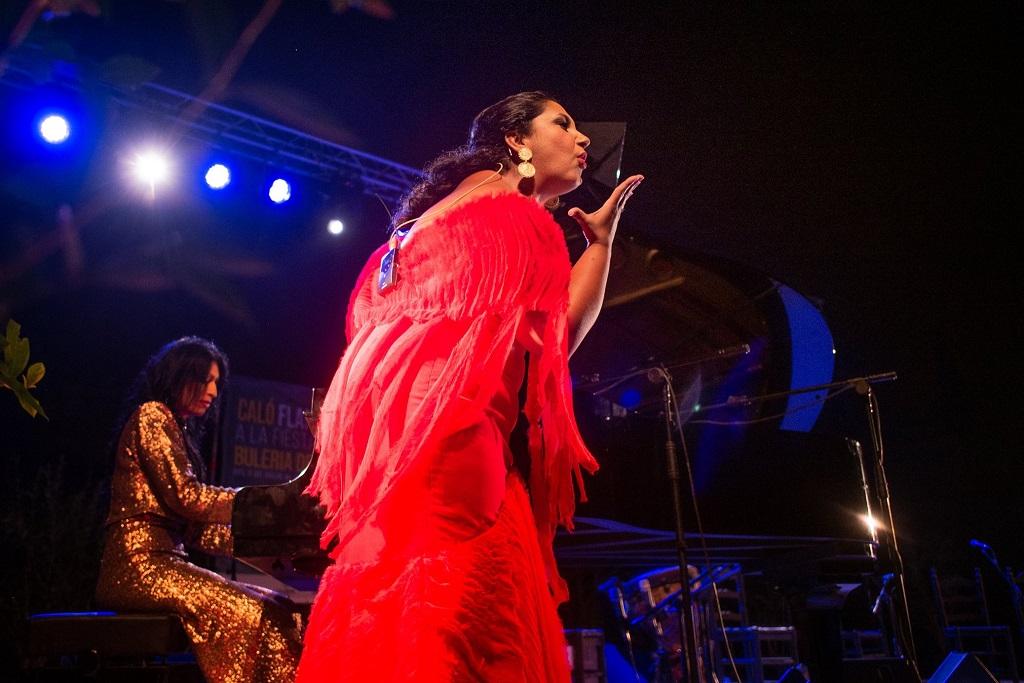 "#cronicasgraficas Viernes Flamencos de Jerez 2019: ""Felipa la delMoreno"""