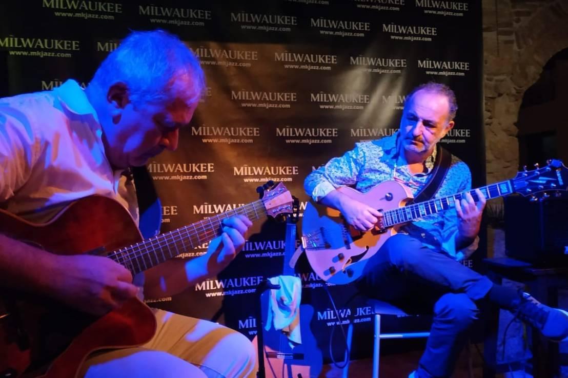 """Polo Rodal y Fernando Vargas """"Gitanes Swing"""" en Festival MIMA 2019 deJerez"""