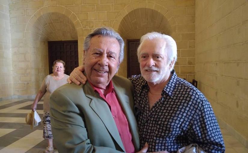 Programa.- A Manuel Morao, en sus 90 años de arte, magisterio y saberestar