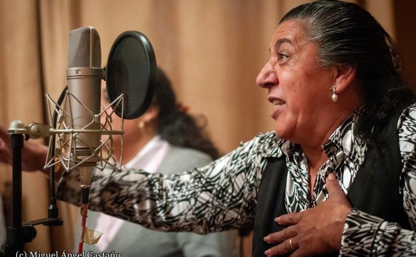 Conferencia.- Diez años del disco Mujerez en las Jornadas Flamencas de Valladolid2019