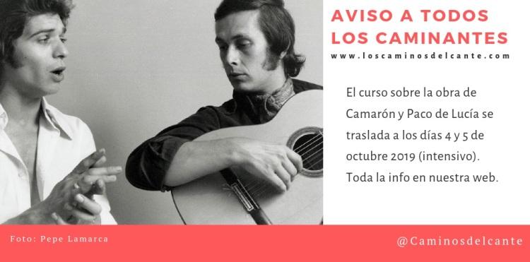 AVISO A TODOS LOS CAMINANTES (1)
