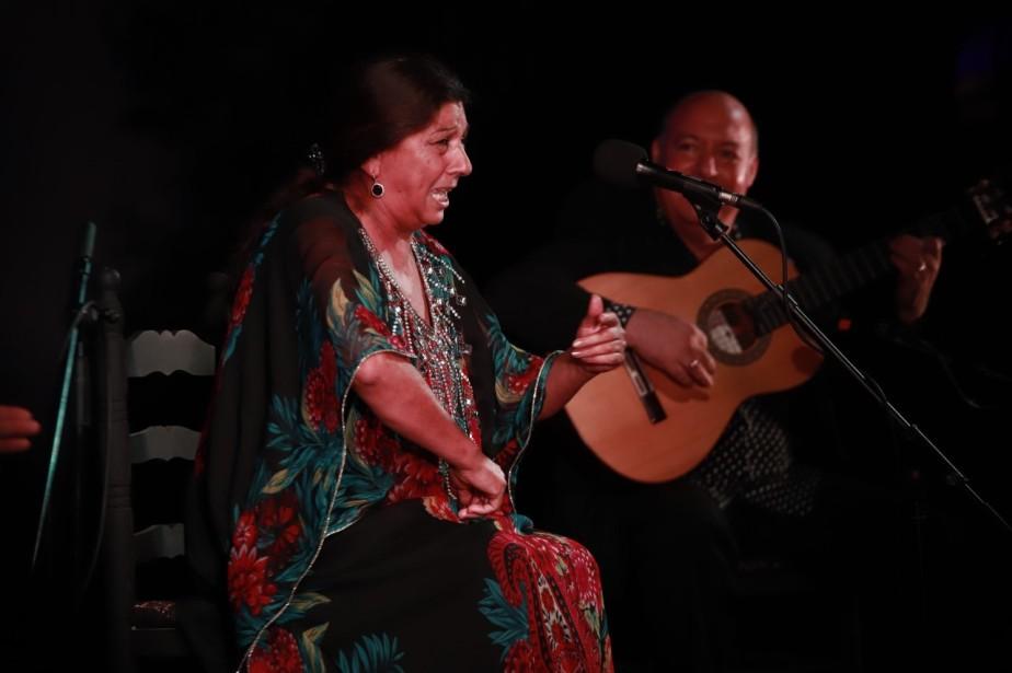 """#cronicasgraficas I Bienal de Cante de Jerez: """"Día de la mujerflamenca"""""""