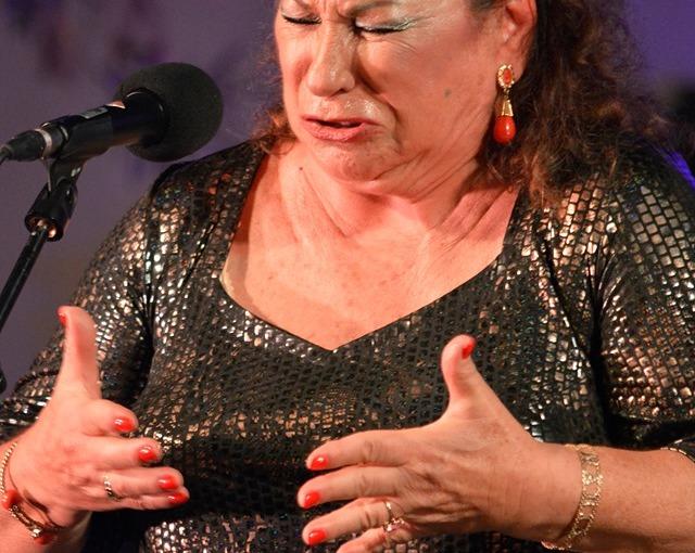 Programa.- A María Vargas, VIII Leyenda del Flamenco por la IslaFlamenca