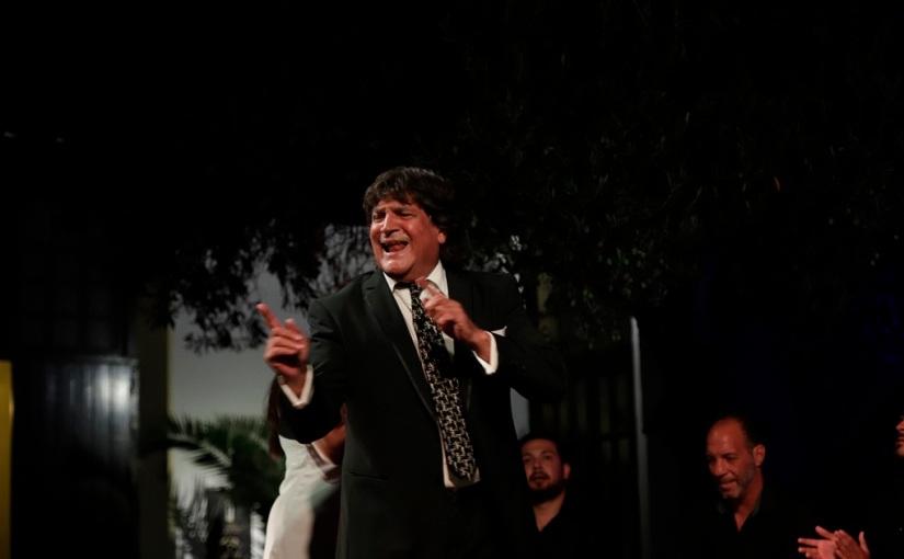 "#cronicasgraficas I Bienal de Cante de Jerez: ""La casa de losSordera"""